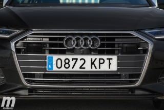 Fotos prueba Audi A6 Avant 50 TDI Quattro - Miniatura 28