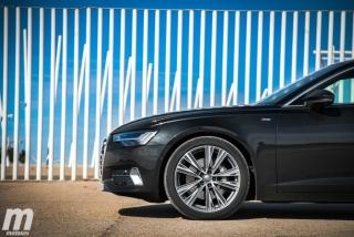 Fotos prueba Audi A6 Avant 50 TDI Quattro - Miniatura 30