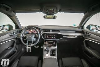 Fotos prueba Audi A6 Avant 50 TDI Quattro - Miniatura 32
