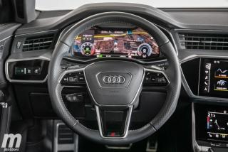 Fotos prueba Audi A6 Avant 50 TDI Quattro - Miniatura 37