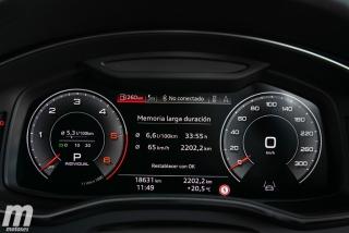Fotos prueba Audi A6 Avant 50 TDI Quattro - Miniatura 40
