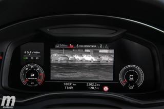 Fotos prueba Audi A6 Avant 50 TDI Quattro - Miniatura 42