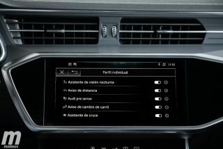 Fotos prueba Audi A6 Avant 50 TDI Quattro - Miniatura 43