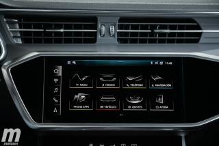 Fotos prueba Audi A6 Avant 50 TDI Quattro - Miniatura 44