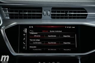 Fotos prueba Audi A6 Avant 50 TDI Quattro - Miniatura 46