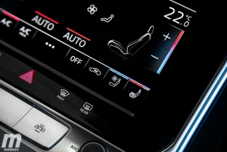 Fotos prueba Audi A6 Avant 50 TDI Quattro - Miniatura 58