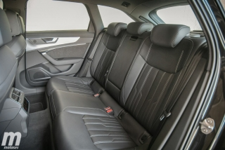 Fotos prueba Audi A6 Avant 50 TDI Quattro - Miniatura 61