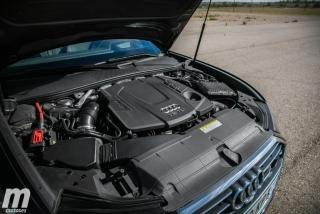 Fotos prueba Audi A6 Avant 50 TDI Quattro - Miniatura 70