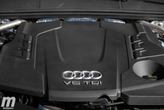 Fotos prueba Audi A6 Avant 50 TDI Quattro - Miniatura 71