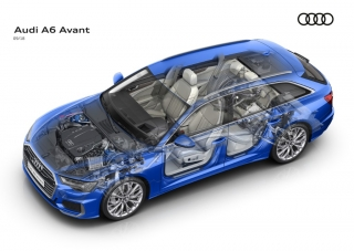 Fotos prueba Audi A6 Avant 50 TDI Quattro - Miniatura 72