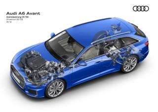 Fotos prueba Audi A6 Avant 50 TDI Quattro - Miniatura 73