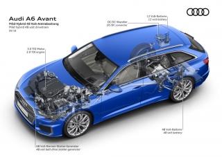 Fotos prueba Audi A6 Avant 50 TDI Quattro - Miniatura 74