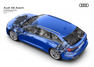Fotos prueba Audi A6 Avant 50 TDI Quattro - Miniatura 75
