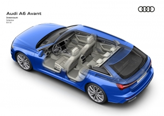 Fotos prueba Audi A6 Avant 50 TDI Quattro - Miniatura 76