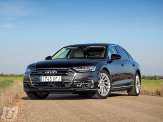 Fotos prueba Audi A8 2018 - Foto 1