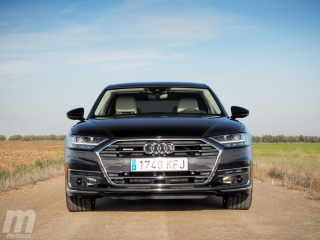 Fotos prueba Audi A8 2018 - Foto 3