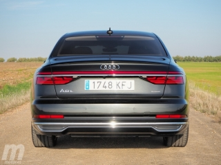 Fotos prueba Audi A8 2018 - Foto 4