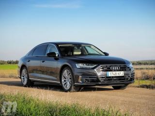 Fotos prueba Audi A8 2018 - Foto 5
