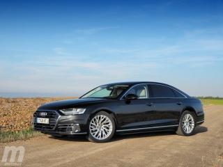 Fotos prueba Audi A8 2018 - Foto 6