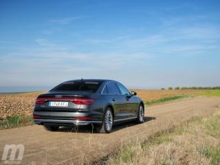 Fotos prueba Audi A8 2018 Foto 13