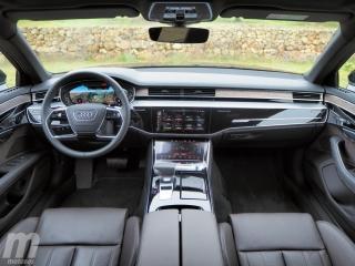 Fotos prueba Audi A8 2018 Foto 23