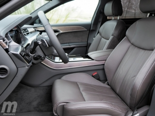 Fotos prueba Audi A8 2018 Foto 31