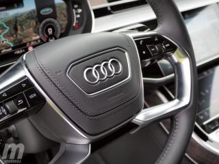 Fotos prueba Audi A8 2018 Foto 34