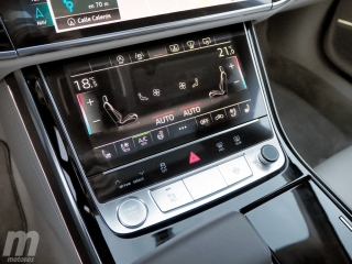 Fotos prueba Audi A8 2018 Foto 41