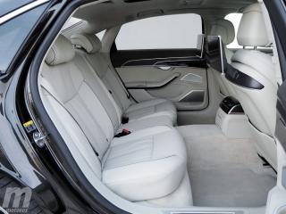 Fotos prueba Audi A8 2018 Foto 50