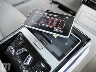 Fotos prueba Audi A8 2018 Foto 58
