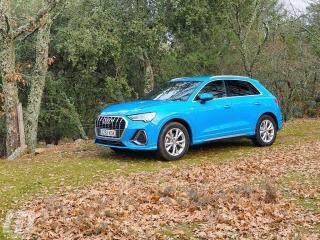 Foto 2 - Fotos prueba Audi Q3 2019
