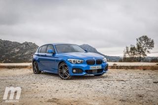 Fotos Prueba BMW 118d - Foto 1