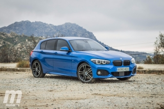 Fotos Prueba BMW 118d - Foto 3