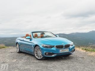 Fotos prueba BMW 420d Cabrio (F33)