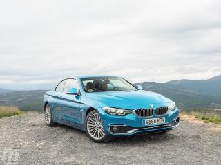 Foto 2 - Fotos prueba BMW 420d Cabrio (F33)