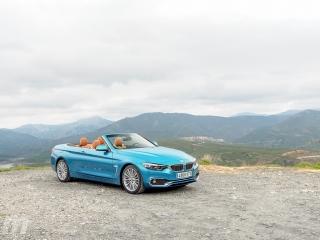 Fotos prueba BMW 420d Cabrio (F33) Foto 4