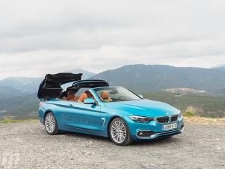Fotos prueba BMW 420d Cabrio (F33) Foto 5