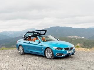 Fotos prueba BMW 420d Cabrio (F33) Foto 7