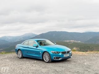 Fotos prueba BMW 420d Cabrio (F33) Foto 8