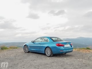 Fotos prueba BMW 420d Cabrio (F33) Foto 9