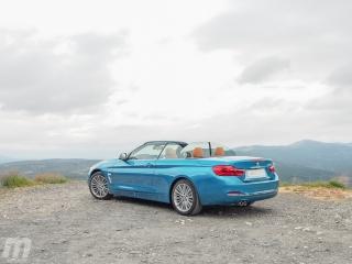 Fotos prueba BMW 420d Cabrio (F33) Foto 10