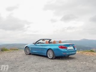 Fotos prueba BMW 420d Cabrio (F33) Foto 11