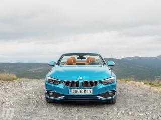 Fotos prueba BMW 420d Cabrio (F33) Foto 12