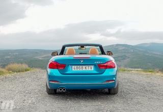 Fotos prueba BMW 420d Cabrio (F33) Foto 13