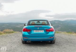 Fotos prueba BMW 420d Cabrio (F33) Foto 14