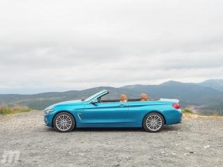 Fotos prueba BMW 420d Cabrio (F33) Foto 15