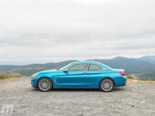 Fotos prueba BMW 420d Cabrio (F33) Foto 16