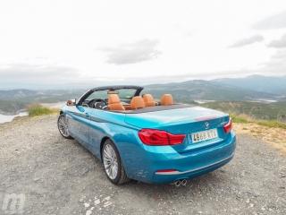 Fotos prueba BMW 420d Cabrio (F33) Foto 17