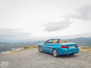 Fotos prueba BMW 420d Cabrio (F33) Foto 18