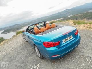 Fotos prueba BMW 420d Cabrio (F33) Foto 19